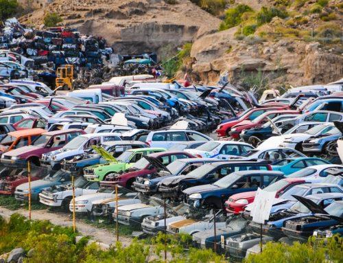 PRICE FOR SCRAP METAL DOWN – JUNK CARS DROP